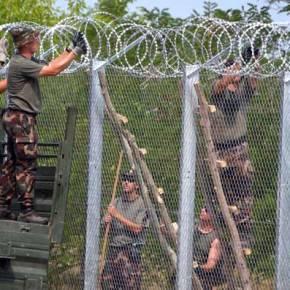Οι Ούγγροι παραδίδουν μαθήματα φύλαξης τωνσυνόρων