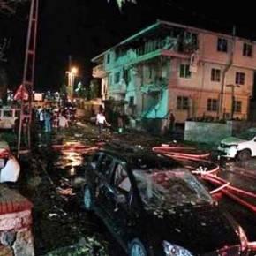 «Φωτιά» στην Κωνσταντινούπολη: Το PKK ανατίναξε αστυνομικό τμήμα – 3 νεκροί και 10τραυματίες