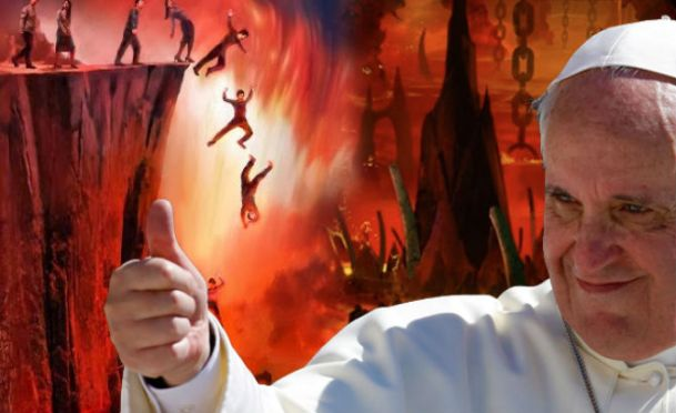 Pope-Francis-People-Going-To-Hell