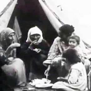Το δράμα των Ελλήνων της Μικράς Ασίας μετά την καταστροφή της Σμύρνης[βίντεο]