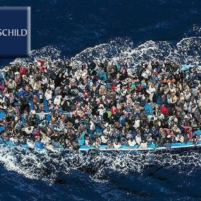 Το ίδρυμα Ρότσιλντ «μεταφέρει» στην ΕΕ μετανάστες οι οποίοι σε ποσοστό 90% είναι νεαροί!