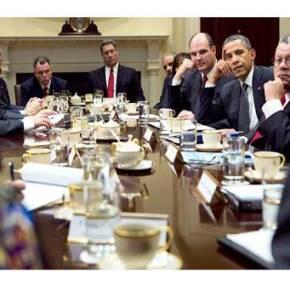 Έκτακτη σύσκεψη στο Λευκό Οίκο: Οι ΗΠΑ αποφάσισαν τη σύσταση «διϋπουργικών ομάδων εργασίας» για βοήθεια προς την Ελλάδα – Ποιους τομείςαφορά