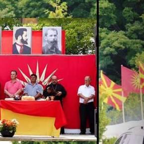Ολλανδός βουλευτής βγάζει το μίσος του για την Ελλάδα από τα Σκόπια και τους αποκαλεί «Μακεδόνες»(vid)