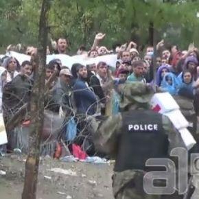 Aποκάλυψη Βόμβα! Τζιχαντιστές ανάμεσα στους Μετανάστες!(βίντεο)