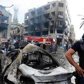 Αιματοκυλίζουν οι Κούρδοι τηΤουρκία