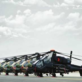 Συνεχίζονται οι παραδόσεις των επιθετικών ελικοπτέρων Τ-129ΑΤΑΚ