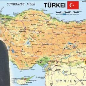 ΕΚΤΑΚΤΟ: Επτά τουρκικές επαρχίες ανακήρυξαν την αυτονομία τους από την Αγκυρα! – PKK: «Ας έρθουν οι Τούρκοι αντολμούν»