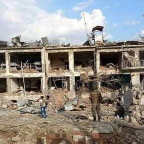 Σφαγή: Ακόμα δέκα Τούρκους στρατιώτες σκότωσε το ΡΚΚ – Κατέστρεψαν ελικόπτερο και άρμα μάχης – Ισοπέδωσαν κτίριο της Στρατοχωροφυλακής (εικόνες)