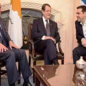 ΝΕΑ ΤΡΙΜΕΡΗΣ ΑΠΟΦΑΣΙΣΤΗΚΕ ΓΙΑ ΤΟΝ ΣΕΠΤΕΜΒΡΙΟ Πάμε για καθορισμό ΑΟΖ Ελλάδας-Αιγύπτου- Κύπρου σε συνάντηση Α.Τσίπρα, Αλ-Σισι καιΝ.Αναστασιάδη