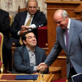 Ο Μεϊμαράκης τάχθηκε κατά των μονοκομματικών κυβερνήσεων «Η ΝΔ δεσμεύεται ότι θα συνεργαστεί με όλους τους δημοκράτες, που έχουν άποψη, ανεξαρτήτως τιψήφισαν»