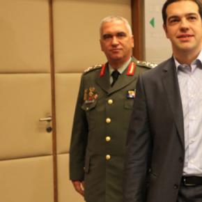 ΣΥΡΙΖΑ-ΝΔ ψάχνουν στρατιωτικούς υποψήφιους! Ποιους έχουν στα σχέδιάτους