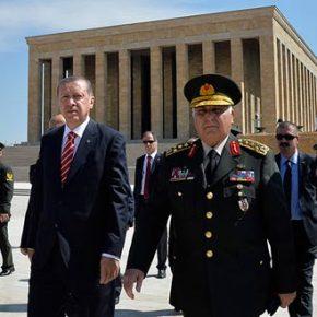 Η νέα τουρκική στρατιωτική ηγεσία που θα «αντιμετωπίσει» ο ελληνικόςστρατός