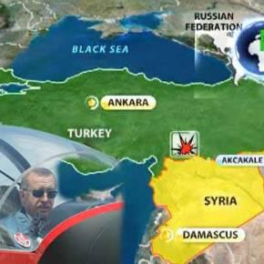 Η τραγωδία της Συρίας και ηΤουρκία
