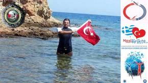 Τι λέει το ΓΕΕΘΑ για τη φωτογράφηση «μαϊμού» του Τούρκου «κολυμβητή» στοΦαρμακονήσι
