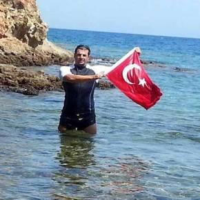 «Κάρφωσαν» (;) την τουρκική σημαία στο Φαρμακονήσι – Προβοκάτσια στυλ Ιμίων στο Αιγαίο (Βίντεο,εικόνες)