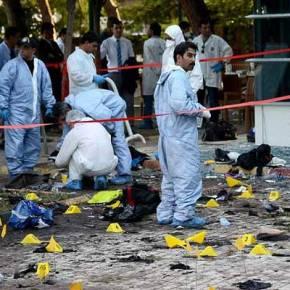 Τουρκία: 24 τραυματίες σε βομβιστική επίθεση με στόχο λεωφορείο τηςαστυνομίας