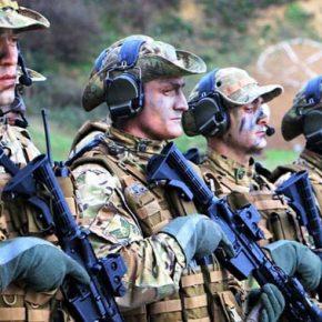 Πρόβες πολέμου των τουρκικών ειδικών δυνάμεων για μάχες εντός αστικών περιοχών(Φωτό)