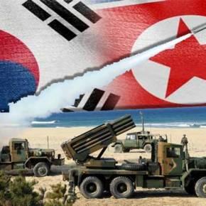 Σοβαρό επεισόδιο στα σύνορα Βόρειας και Νότιας Κορέας για… ένα μεγάφωνο – Ανταλλαγήπυρών