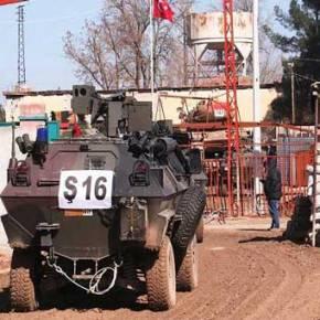 Νέα σφαγή Τούρκων από τους μαχητές του ΡΚΚ: 8 στρατιώτες νεκροί σε ανατίναξητεθωρακισμένου