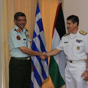 Υπογραφή Προγράμματος Στρατιωτικής Συνεργασίας με τηνΙορδανία