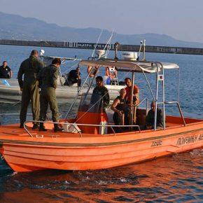Επίδειξη διάσωση ναυαγών και της Ομάδας Αων εροπορικών Επιδείξεων T-6A «ΔΑΙΔΑΛΟΣ»(video)