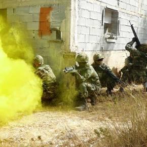 Ετοιμοπόλεμες οι Στρατιωτικές Δυνάμεις της νήσου Κώ για αγώνα και εντός Κατοικημένων Περιοχών ….Ιδού !(φώτο)