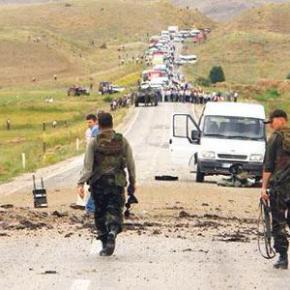 Αυξάνονται οι νεκροί από την επίθεση του PKK στην περιοχή τηςDağlıca
