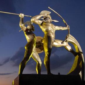 Σαν Σήμερα το 480πΧ ο Ελληνικός Στολος θριαμβεύει στη Σαλαμίνα (γράφει οΠ.Καρύκας)