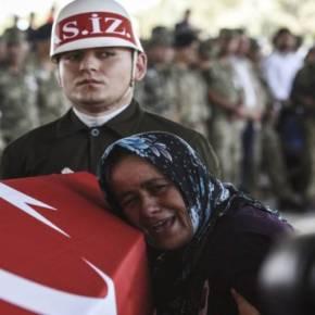 Νέα τουρκική πανωλεθρία με 15 νεκρούς στρατιώτες από ενέδρα του ΡΚΚ – Έγινε σύγκλιση του Συμβουλίου Ασφαλείας[βίντεο]