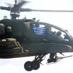Σάρωσαν την Έρημο του Negev στο Ισραήλ τα… Ελληνικά Επιθετικά ελικόπτερα !(φώτο)