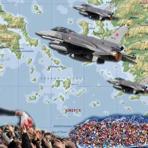 Από κάτω πνίγονται… και οι Τούρκοι πάνωπαραβιάζουν