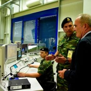 Επίσκεψη ΥΕΘΑ Ιωάννη Γιάγκου στην Περιοχή Ευθύνης του Δ΄ ΣώματοςΣτρατού