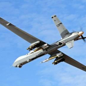Αμερικανικό UAV έπληξε θέσεις του συριακού στρατού προς όφελος τωνισλαμιστών!