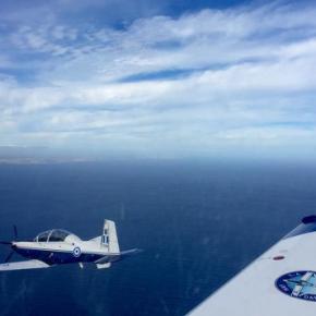 Και Πάλι Περήφανη την Ελλάδα Έκανε η Πολεμική Αεροπορία-Φωτογραφίες