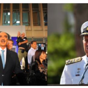 Νέα προσωπική επίθεση ΝΔ στον Α/ΓΕΕΘΑ Αποστολάκη δείχνει πρόθεση αλλαγών στην ηγεσία τωνΕΔ!