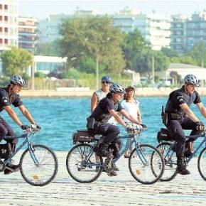 Έρχονται περιπολίες με ποδήλατα απο τηνΕΛ.ΑΣ