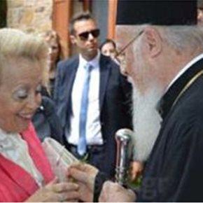 Συνάντηση της πρωθυπουργού με τον Οικουμενικό Πατριάρχη στη Χίο Συζήτησαν για τους πρόσφυγες και τουςμετανάστες