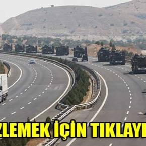 Επιβεβαίωση του Pentapostagma.gr για την μετακίνηση τουρκικών αρμάτων από την Α.Θράκη στα τουρκοσυριακάσύνορα!