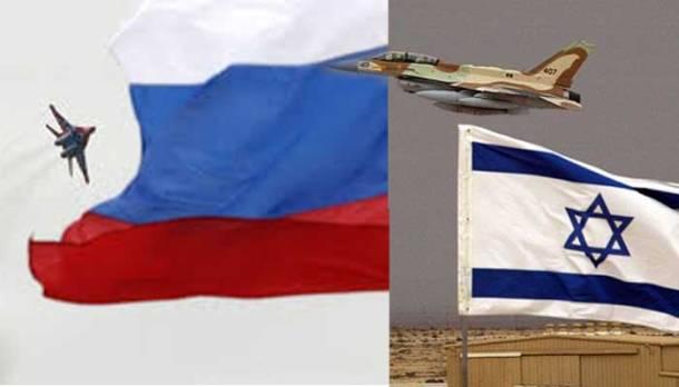 Ισραήλ-και-Ρωσία-θα-διεξάγουν-από-κοινού-αεροπορικές-προσβολές-στη-Συρία