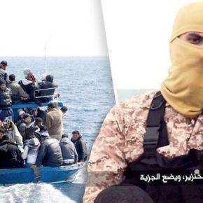«Απλά Περιμένετε!» Το Ισλαμικό Κράτος Έχει Διαρρεύσει Λαθραία Χιλιάδες Τζιχάντ σε Ελλάδα καιΕυρώπη