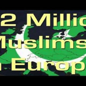 Μουσουλμάνοι οι Νέοι «Γείτονες» της Ευρώπης… Οι Πρόσφυγες από τη Συρία, που Δεν είναι Σύριοι ούτε καιΠρόσφυγες…