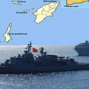 ALERT… Αντίστροφη Μέτρηση για την Προφητευόμενη Τουρκική Επίθεση… Τα δύο Νησιά«Στόχοι»…