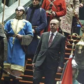 Ο Ερντογάν εγκαινιάζει το έργο τουαιώνα