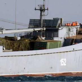 Η Ρωσία μεταφέρει αντιαεροπορικά συστήματα στη Συρία – Δείτε κατάφορτα τα πλοία προς τηΜεσόγειο