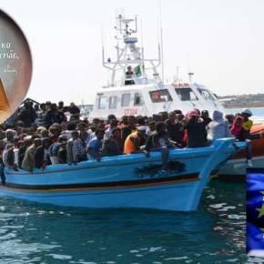 Σοκ: H EE αναλαμβάνει τον έλεγχο των συνόρων προς ανατολάς και την εγκατάσταση προσφύγων και λάθρο στηνχώρα!