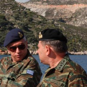 Επίσκεψη Αρχηγού ΓΕΕΘΑ στην Περιοχή Ευθύνης του Δ΄ Σώματος Στρατού[εικόνες]