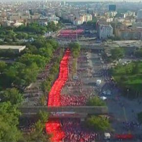 Διαμελίζεται η Τουρκία, ιδού ηαπόδειξη