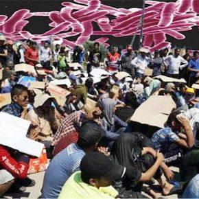 Είδηση ΒΟΜΒΑ που όλα τα ΜΜΕ έκρυψαν για τουςμετανάστες