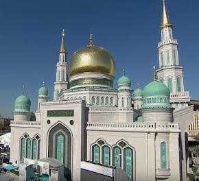 Ο Πούτιν εγκαινίασε στη Μόσχα το μεγαλύτερο τζαμί στηνΕυρώπη