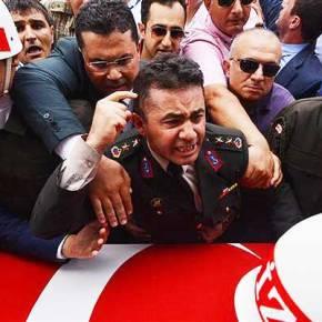 «Φωνή λαού οργή θεού» στην Τουρκία που κινδυνεύει να«διαλυθεί»